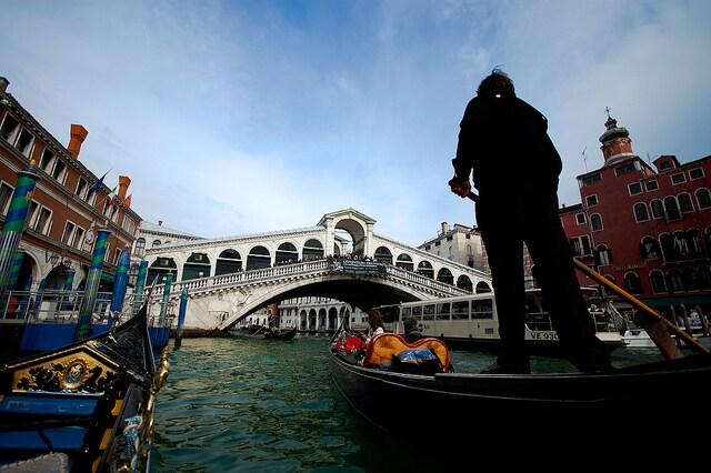 Carnevale di Venezia Rialto