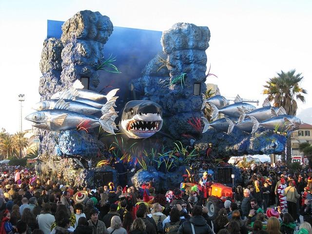 Carnevale di Viareggio carri