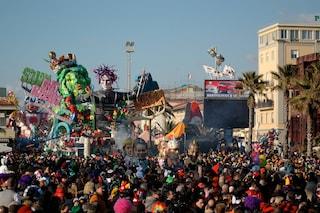 Carnevale di Viareggio 2013: il programma della festa