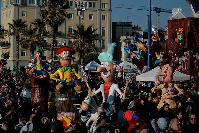 Carnevale di Viareggio programma