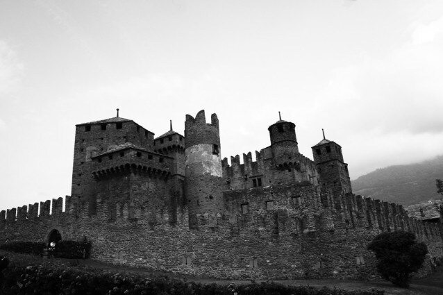 Castello di Fenis, Val d'Aosta