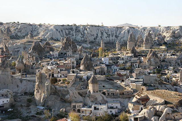 Göreme in Cappadocia