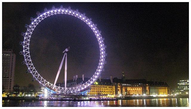 Londra ruota panoramica