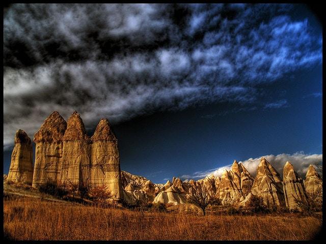 Valle dell'amore in Cappadocia
