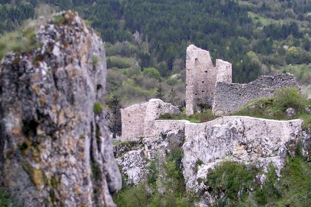 alfedena castello longobardo
