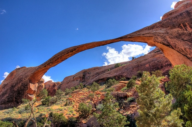Arches National Park Landscape Arch