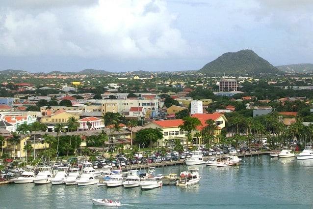 Aruba, Antille Olandesi