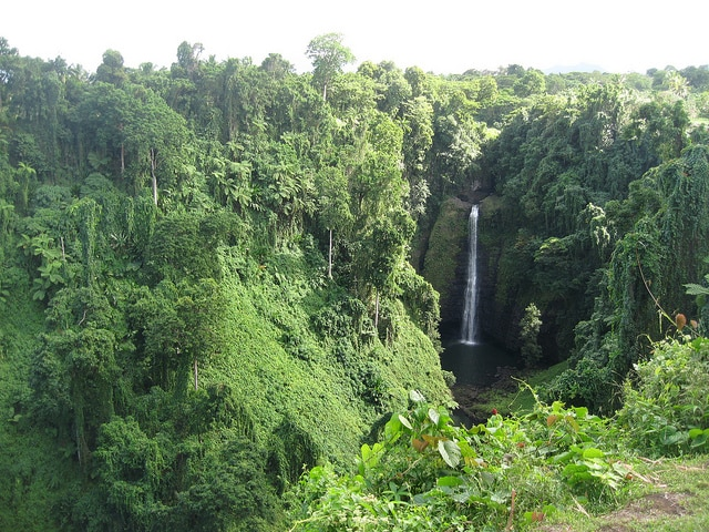 Cascate di Upolu, Samoa