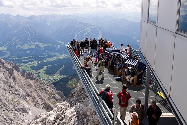Dachstein Skywalk, Austria