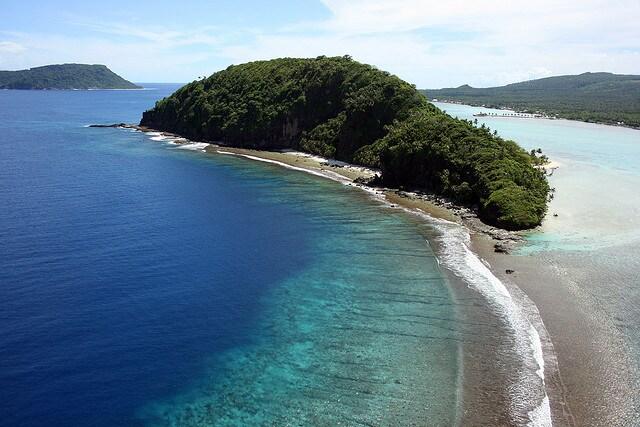 Isola di Namua, Samoa