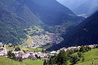 Vacanze a Pejo: sci e terme nella provincia di Trento