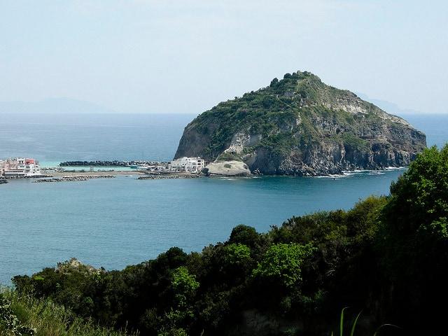 Sorgeto e Sant'Angelo, Ischia