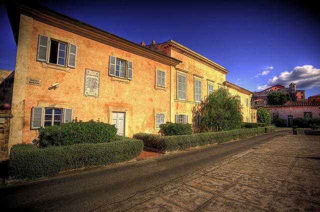 Isola d'Elba casa di Napoleone