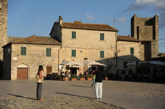 Monteriggioni borgo
