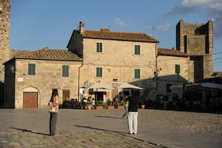 Monteriggioni, borgo tra i più belli di Italia per un weekend di primavera