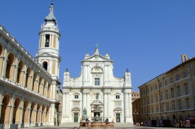 Santuario della Santa Casa a Loreto