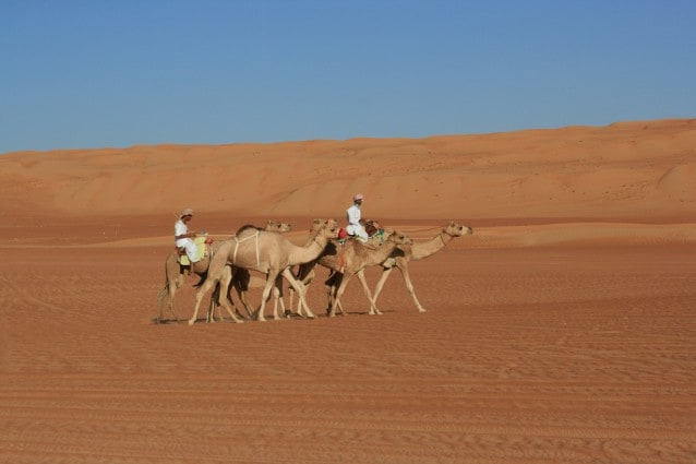 Vacanze in Oman