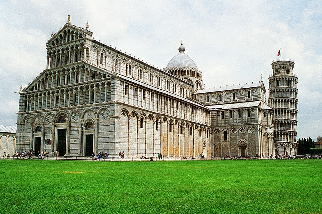 Piazza dei Miracoli, Pisa