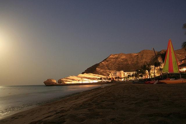 Spiagge di Oman