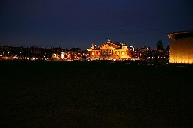 Amsterdam, Concertgebouw
