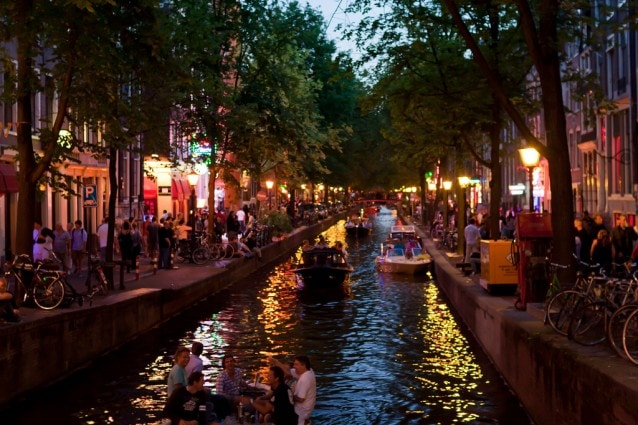 Luoghi segreti di Amsterdam