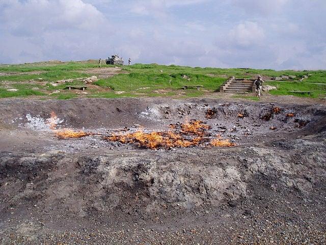 Baba Gurgur, Iraq