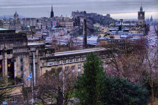 Vacanza low cost a Edimburgo