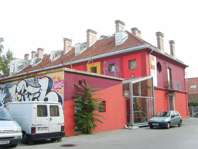 Hotel prigione Celica Lubiana