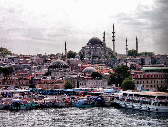 Istanbul, Moschea di Solimano