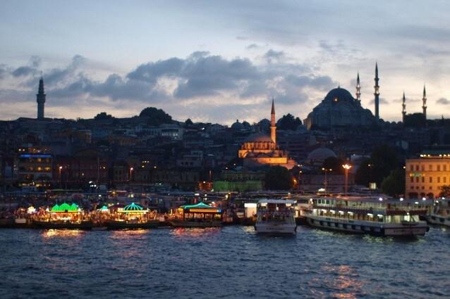 Un giorno a Istanbul