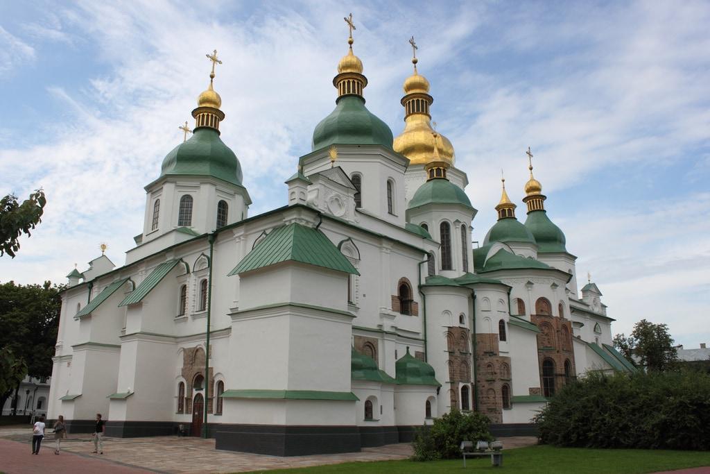 Kiev, Cattedrale di Santa Sofia