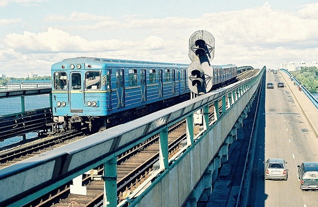 Kiev, metropolitana
