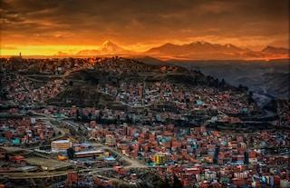 Capitali più alte del mondo: viaggio nell'America Latina
