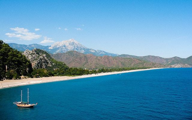 Olympos, Turchia
