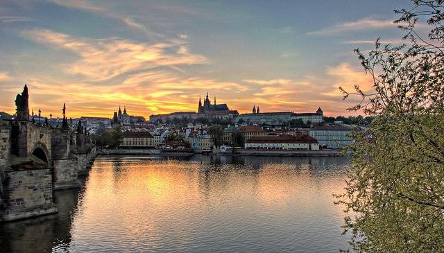 Praga alloggi