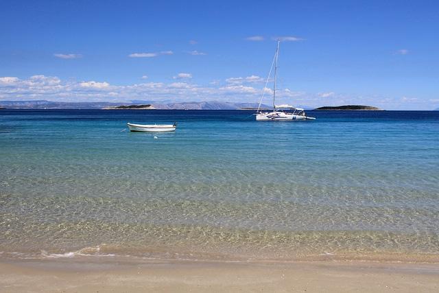 Spiaggia della Croazia