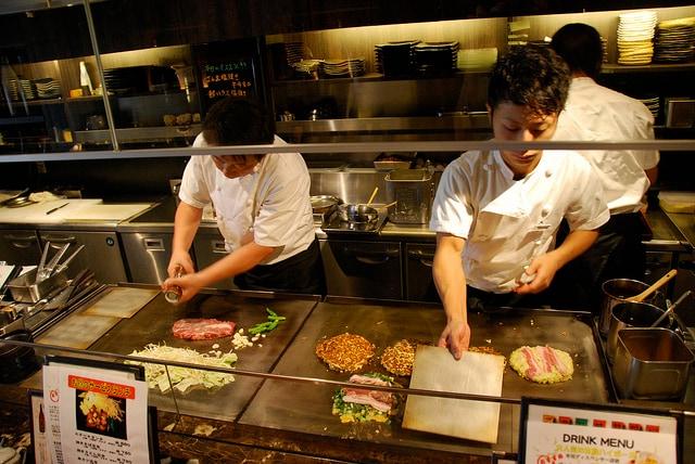 cucina asiatica Osaka