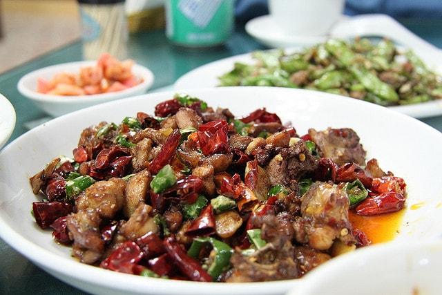 cucina asiatica chengdu