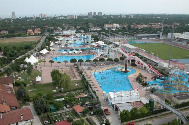 Parchi acquatici in Italia