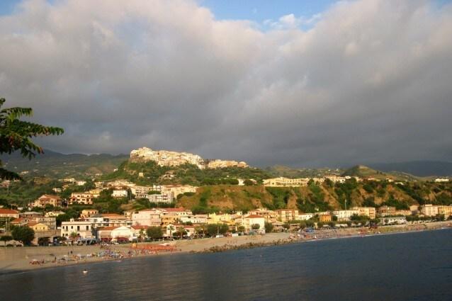 itinerari mare Calabria