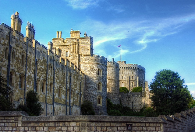 Windsor Castle. Foto di OwenXu