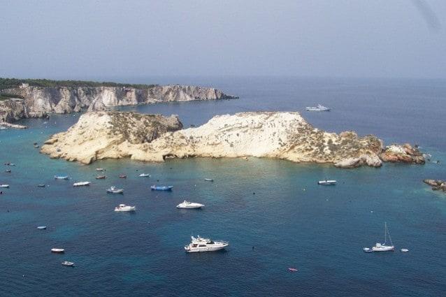 Isole Tremiti, Cretaccio