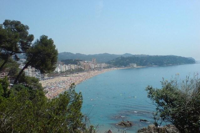 Itinerari di mare in Spagna