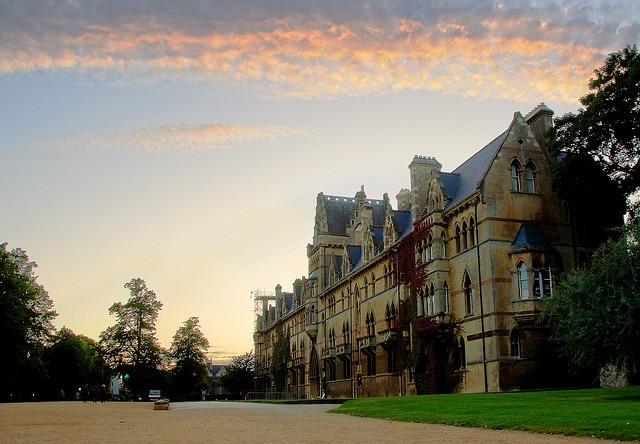 College a Oxford. Foto di Armando Maynez