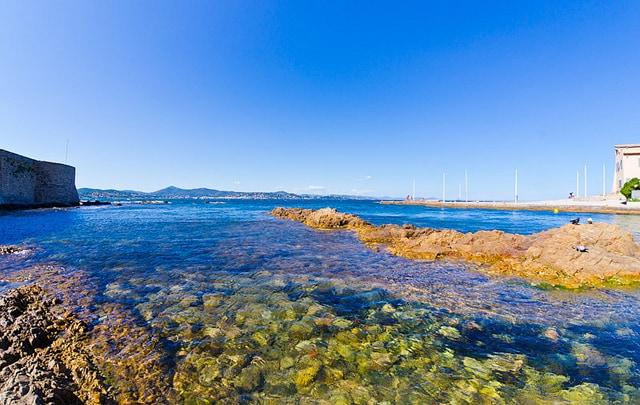 Saint Tropez, mare