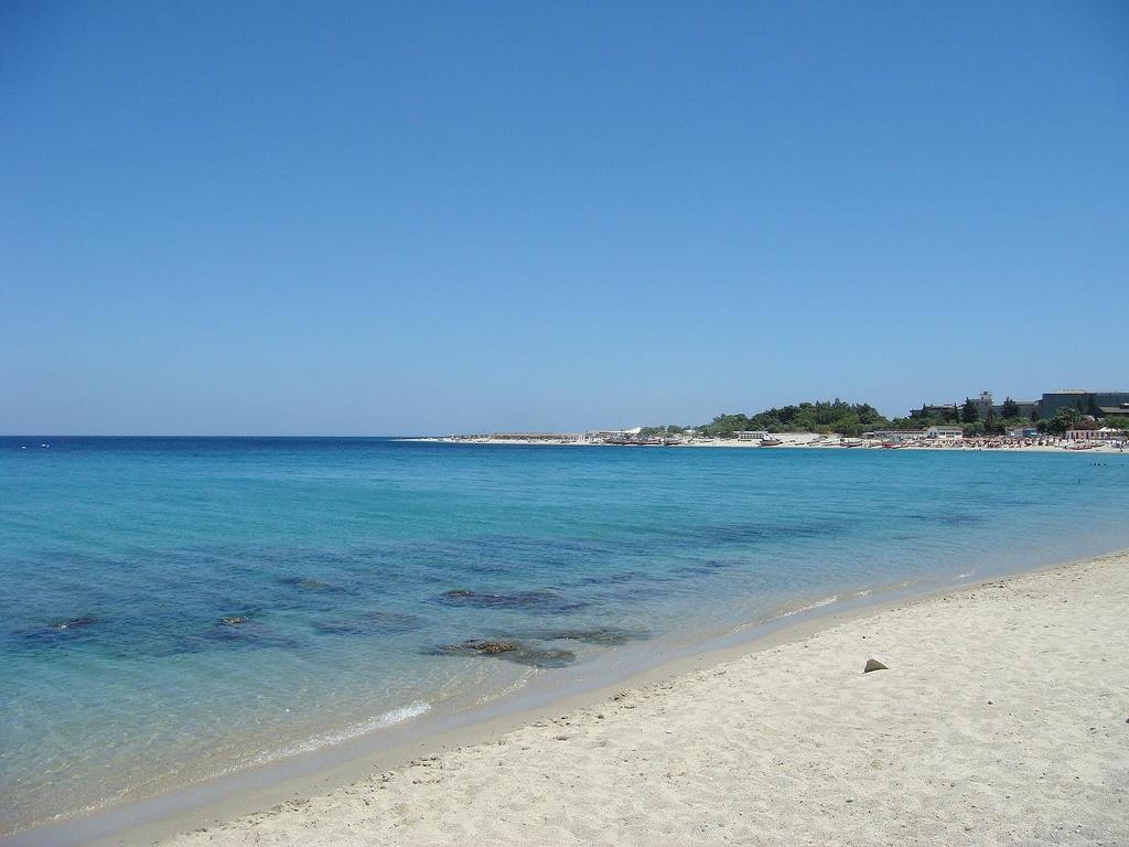 Calabria, costa ionica
