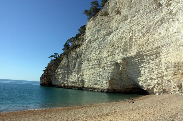 Vieste, spiaggia