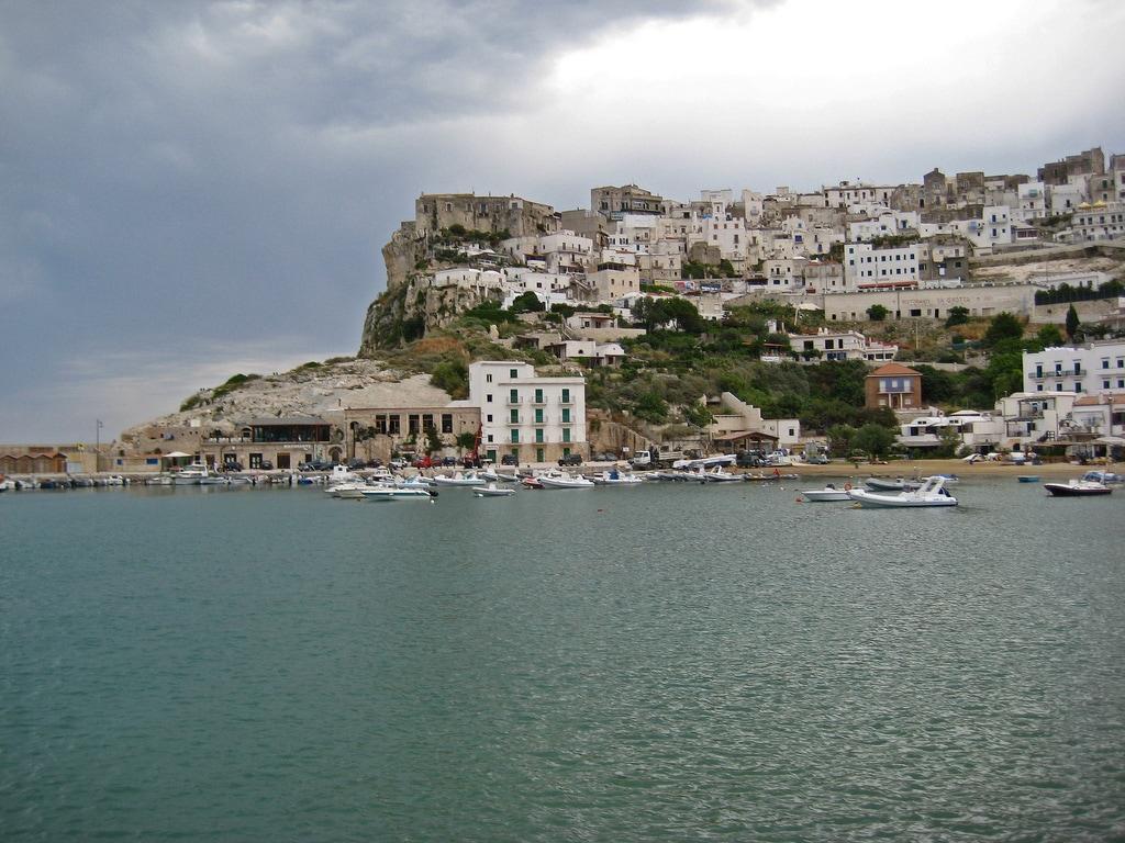 Itinerari di mare in Puglia