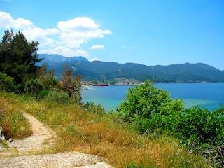 Thassos, l'isola greca dalla natura rigogliosa