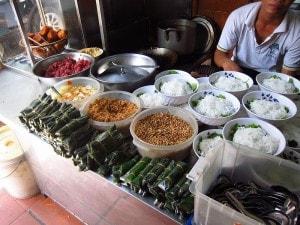 Ristorante ad Hanoi in Vietnam